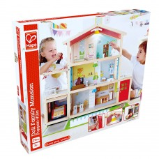 Doll Family Mansion Toy