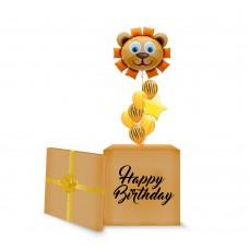 Lion Surprise Box