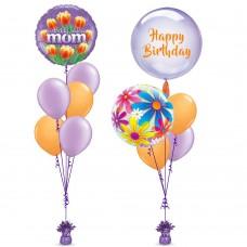 Birthday Mom Balloon