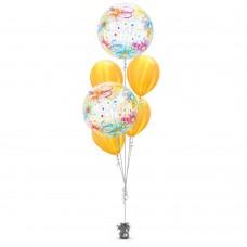 Bubble Pop Birthday Balloon