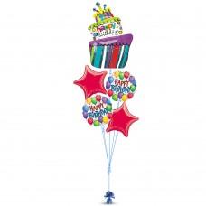 Balloon Fun Bouquet