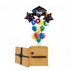 Done Graduation Box