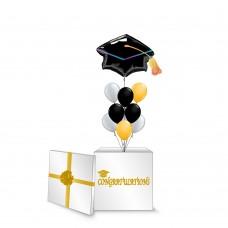 Graduation Hat Surprise Box