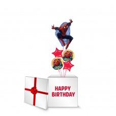 Spiderman Cluster Surprise Box