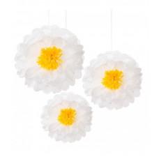 Flower Pom Pom Daisy Mix
