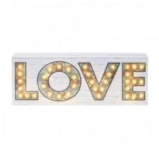 Illumination LOVE Sign