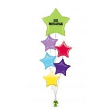 Eid Mubarak Stars Bouquet