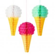 Ice Cream Honeycomb
