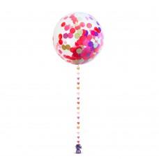 "18"" Confetti Balloon"