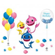 Baby Shark Airwalker Balloons