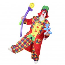 Balloon Twisting Clown