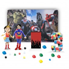 Avengers Event Decoration