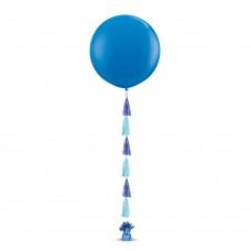 Giant Dark Blue Balloon