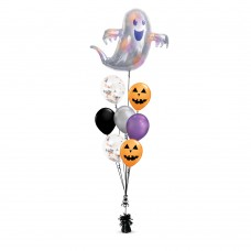 Holographic Ghost Balloons