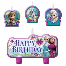 Disney Frozen Birthday Candles