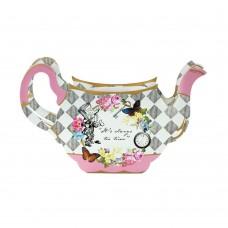 Truly Alice Teapot Vase