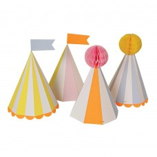 Silly Circus Party Hats