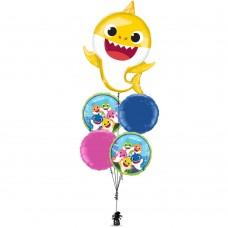Baby Shark Bouquet Balloon