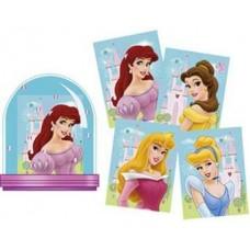 Disney Princess Snowglobes