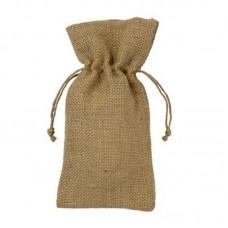 Burlap Drawstring Party Bags