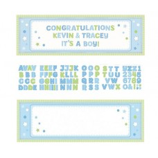 Little Prince Personalized Banner