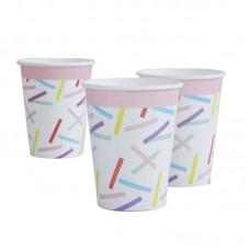 Sprinkles Paper Cups