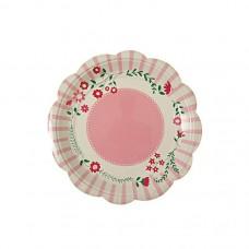 I'm A Princess Party Plates