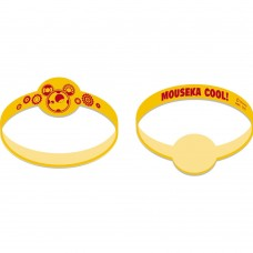 Mickey Mouse Rubber Wristband