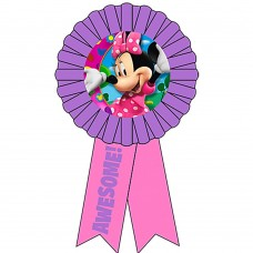 Guest of Honor Minnie Mouse