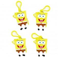 Spongebob Squarepants Backpack Clips