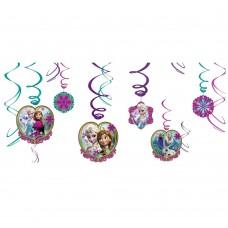 Disney Frozen Hanging Swirls