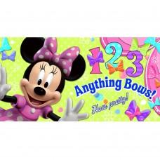 Minnie Bows Wall Mural
