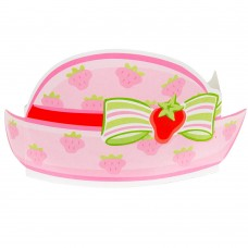 Strawberry Shortcake Party Hats