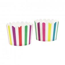 Multi-colored Treat Cups