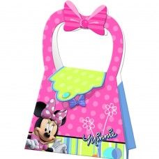 Minnie Mouse Favor Boxes