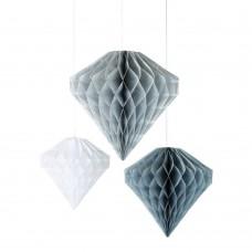 Honeycomb Diamond Shape
