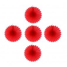 Mini Red Fans