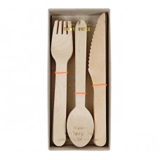 Wooden Cutlery Natural