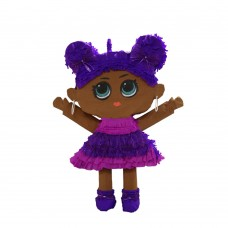 Purple Queen Pinata