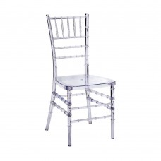 Chiavari Kids Chair (Clear)