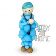 Doctor Sculpture Balloon