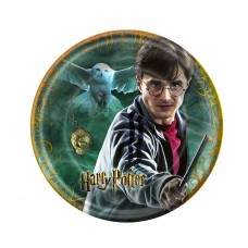 Harry Potter Dessert Plates