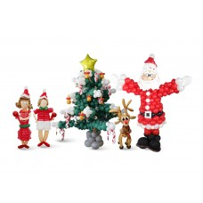 Christmas Sculptures Set