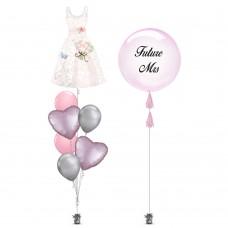 Bridal Gown Balloon 1