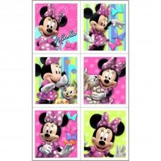 Minnie Bows Stickers