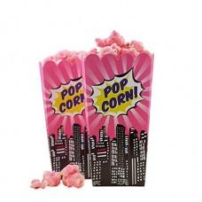 Pop Art Popcorn Boxes