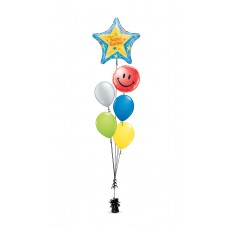 Teacher Present Balloon Bouquet