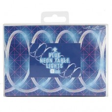 Party Time Neon Blue Tube Lights