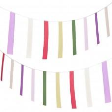 Boho Colorful Bunting