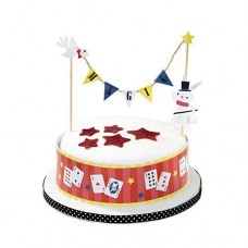 Magic Party Cake Topper